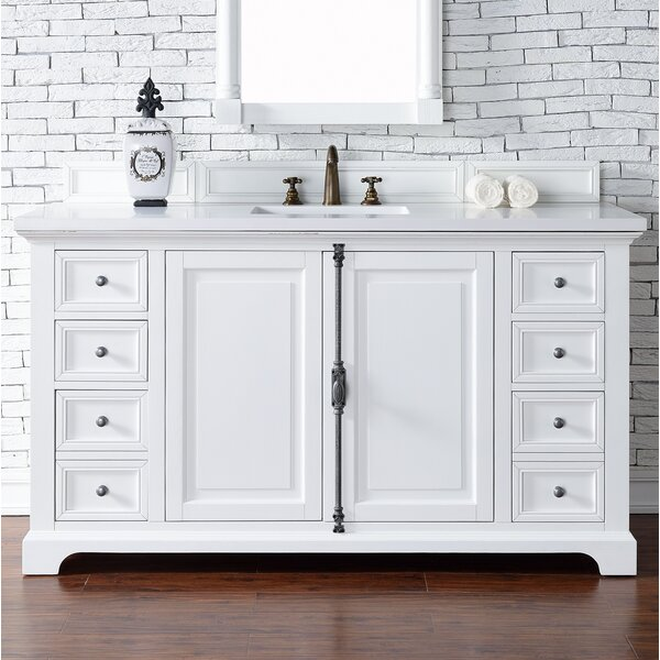 Ogallala 60 Single Bathroom Vanity Set by Greyleigh