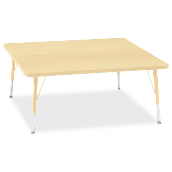 Berries 48 Square Activity Table by Jonti-Craft