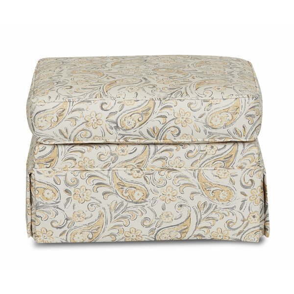 Cranesville Ottoman by Darby Home Co