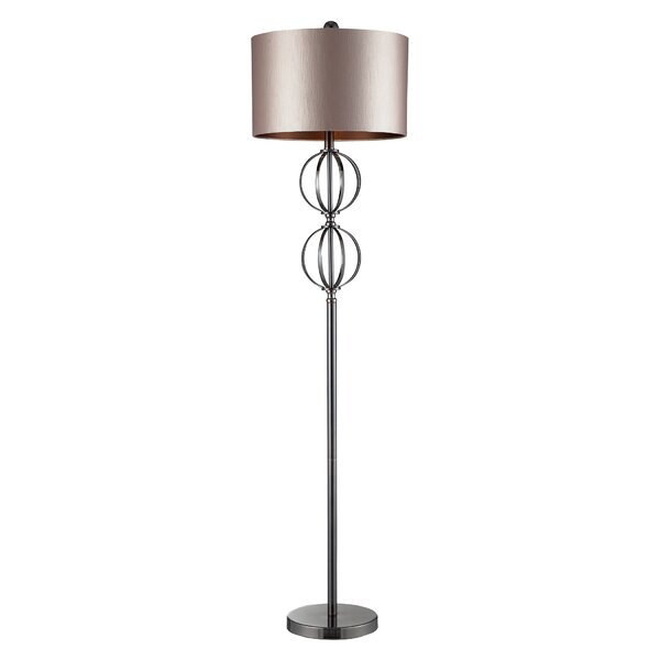 Creger 63 Floor Lamp by Darby Home Co
