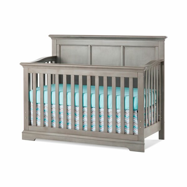 Kelsey 4-in-1 Convertible Crib by Child Craft