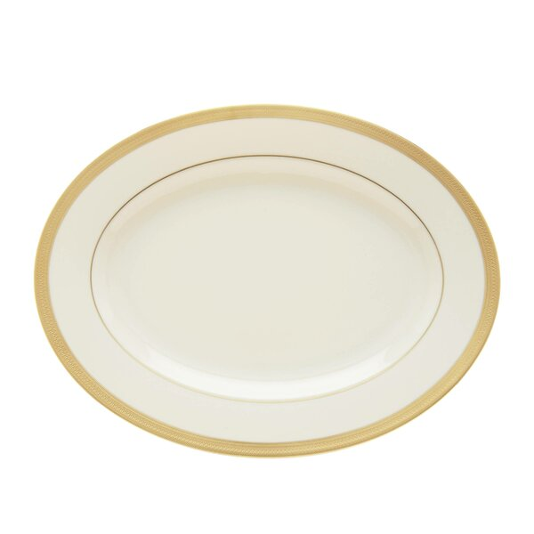 Lowell Oval Platter by Lenox