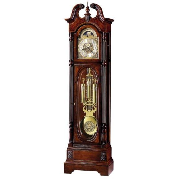 Stewart Anni 86.25 Grandfather Clock by Howard Miller®