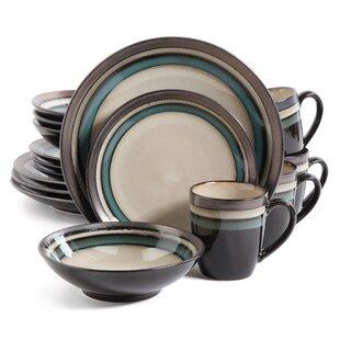 sc 1 st  Wayfair & Teal Dinnerware Sets | Wayfair