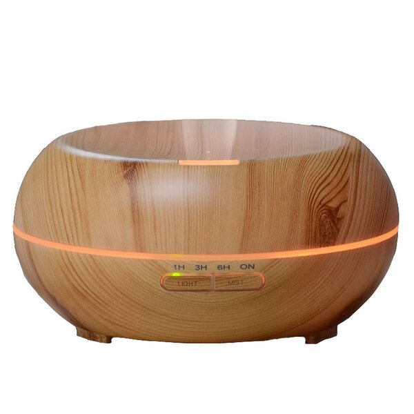 Aroma 0.05 Gal. Ultrasonic Tabletop Humidifier by iPM