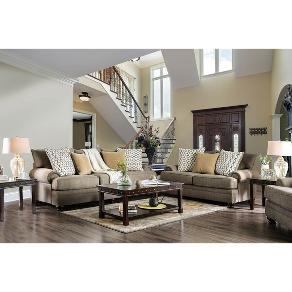 Larsen Configurable Living Room Set by Gracie Oaks