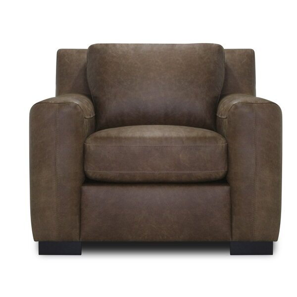 Latitude Run Leather Chairs
