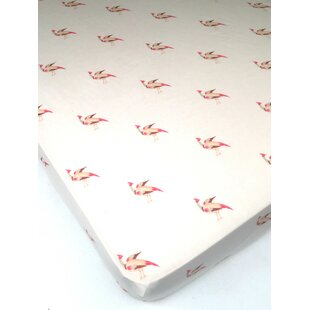 Compare prices Gustave Fitted Crib Sheet ByElizabeth Allen Atelier