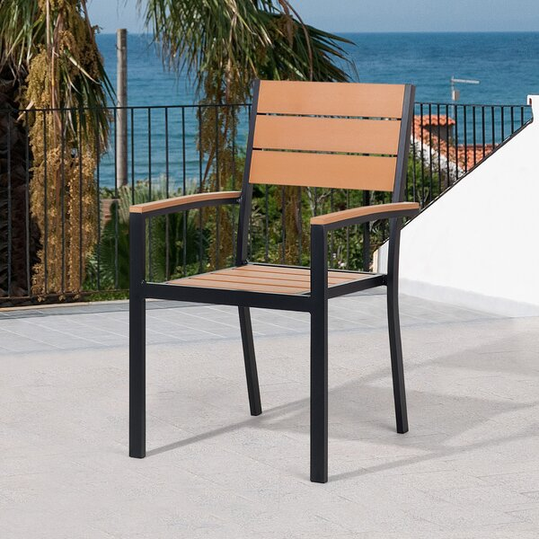 Prato Patio Dining Chair (Set of 4) by Home Loft Concepts