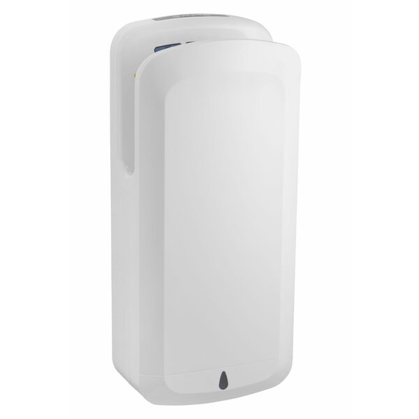 High Speed 120 Volt Hand Dryer in White by Alpine Industries