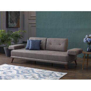 Valda 88 Recessed Arm Sofa by Corrigan Studio
