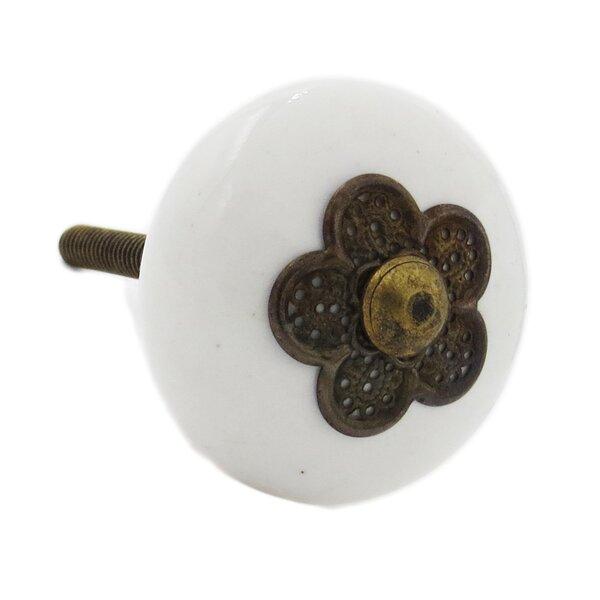 Round Knob by Shabby Restore