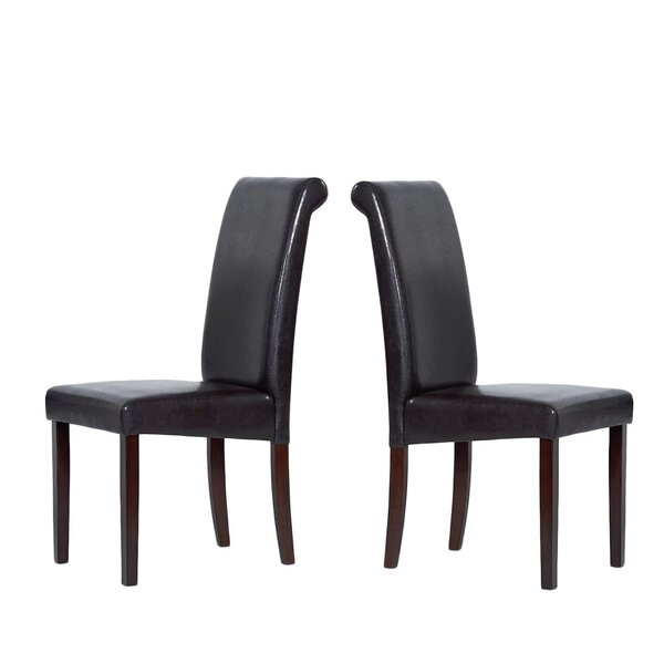 Upholstered Dining Chair (Set of 4) by Warehouse of Tiffany