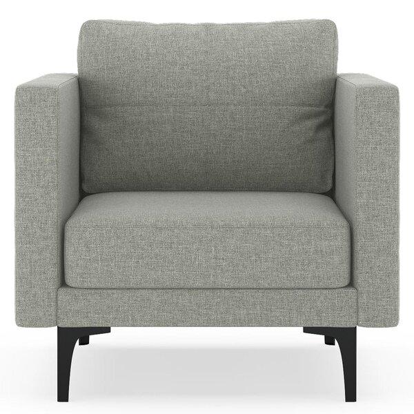 Rushmore Armchair by Brayden Studio Brayden Studio