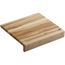 Large Size-Walnut /& Cherry Wood Edge Grain Thick+Large Board Approximately 22.75L x 10.5W x 78 Thick Cutting Board