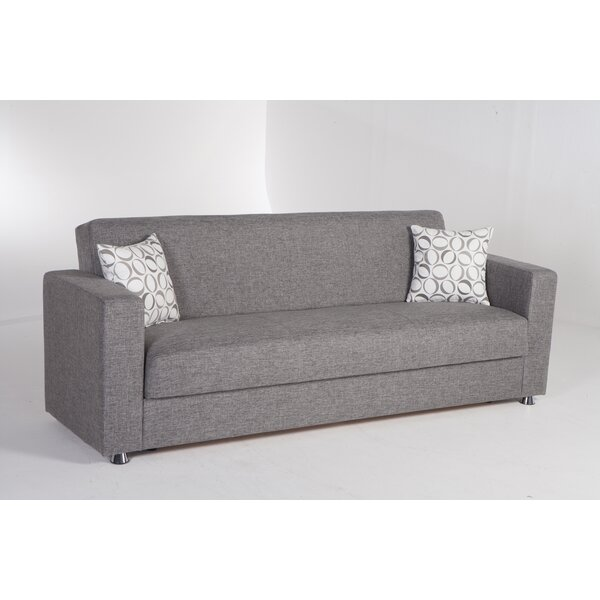 #1 Skipton 3 Seat Sleeper Sofa By Orren Ellis Best Design