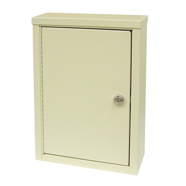 Economy 11 W x 15 H Wall Mounted Cabinet by Omnimed