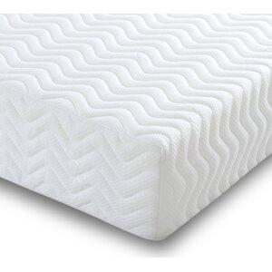 7 Zone 2500 Memory and Reflex Foam Mattress
