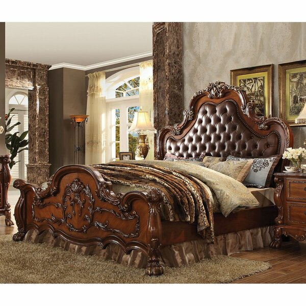 Abbeyville Tufted Standard Bed by Astoria Grand Astoria Grand