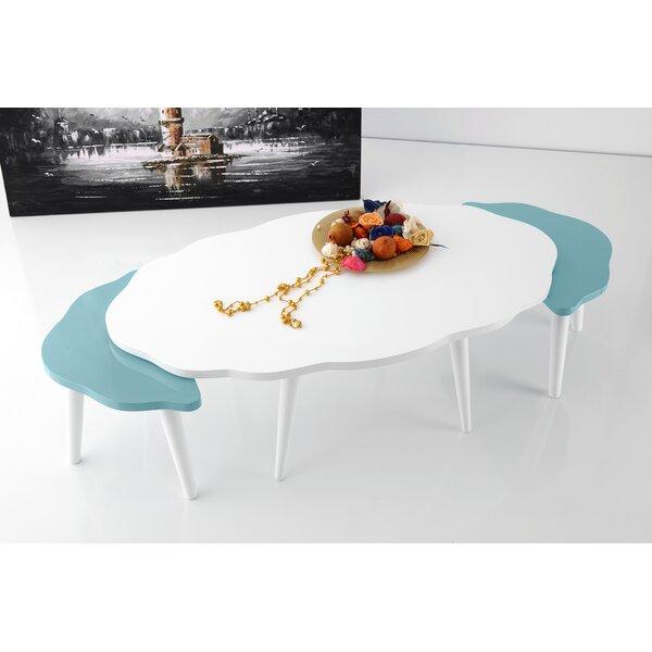 Everett 3 Piece Coffee Table Set by Corrigan Studio