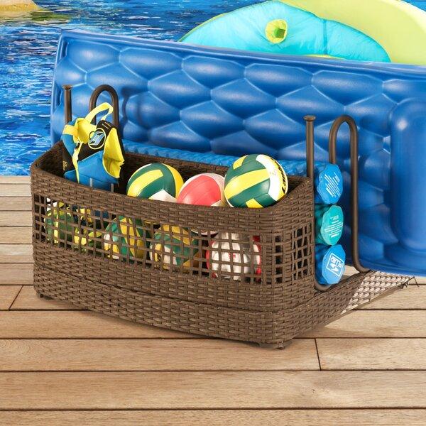 Pool Float Storage Caddy | Wayfair