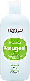 Rento Body Wash Eucalyptus by Premium Saunas