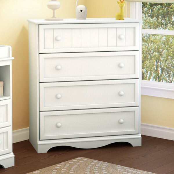 Savannah 4 Drawer Chest by South Shore