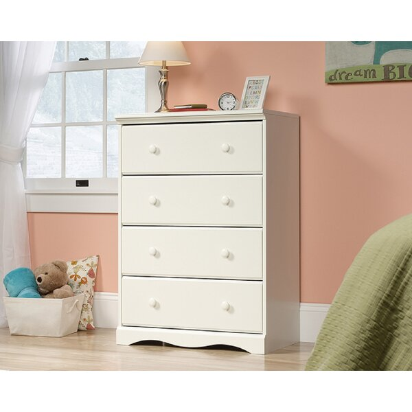 Remy 4 Drawer Standard Chest by Harriet Bee