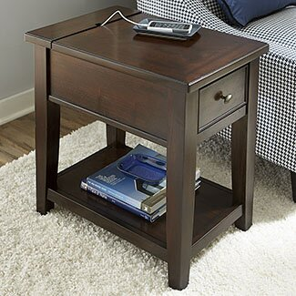 Mccann Chairside Table by Darby Home Co