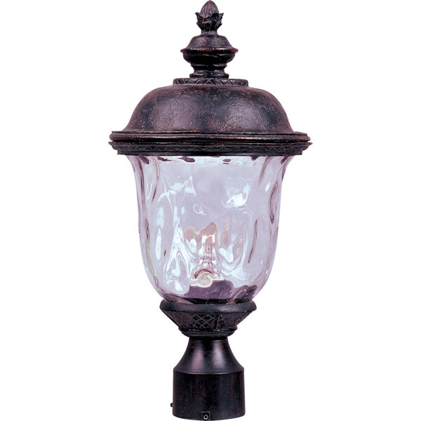 Patidar Outdoor 1-Light Lantern Head by Astoria Grand