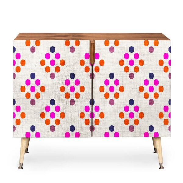 Diamond Weave Accent Cabinet by East Urban Home