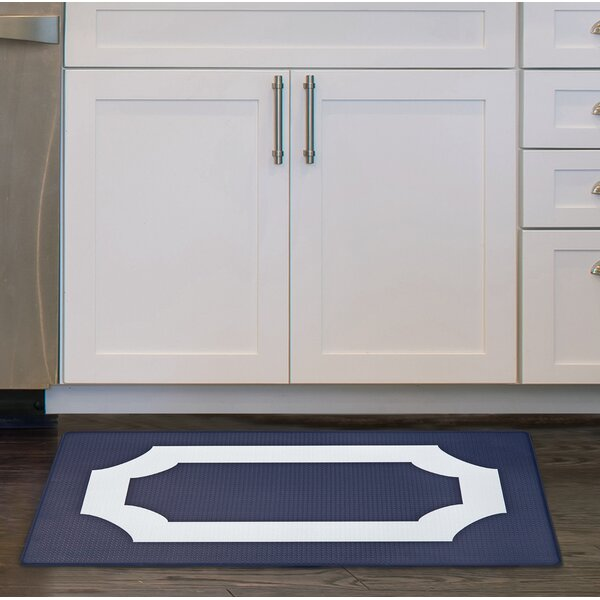 Scally Anti Fatigue Kitchen Mat by Red Barrel Studio
