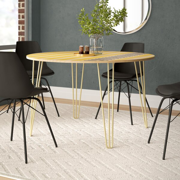 Mouton Dining Table by Brayden Studio
