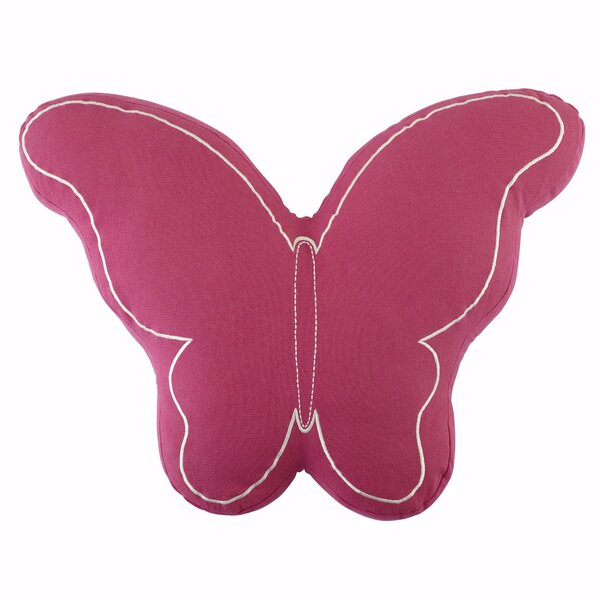 Butterfly Pillow by Birch Lane Kids™