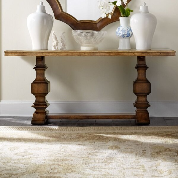 Archivist Console Table by Hooker Furniture Hooker Furniture