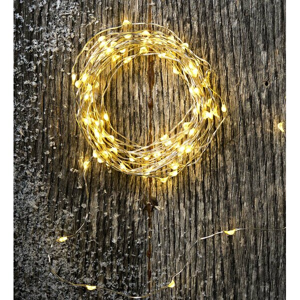 Mini Twinkle String Lights by Plow & Hearth