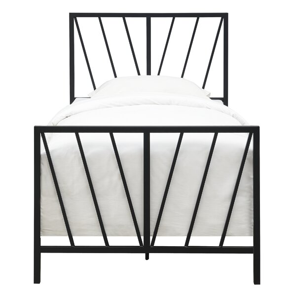 Aleksei Reese Patterned Bed by Hashtag Home