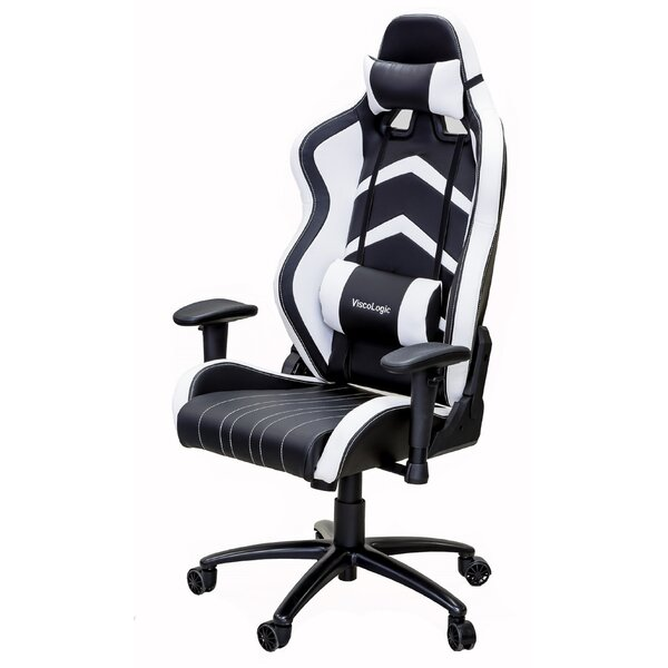 Yeldell Racing Style Gaming Chair by Latitude Run