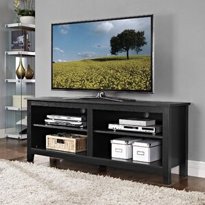 Living Room With Tv Stand fireplace tv stands & entertainment centers you'll love | wayfair