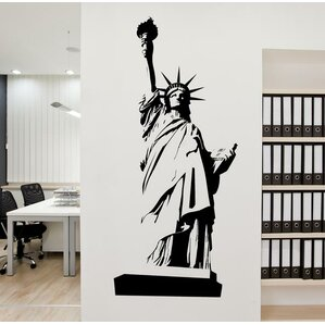 Statue Of Liberty Wall Decal