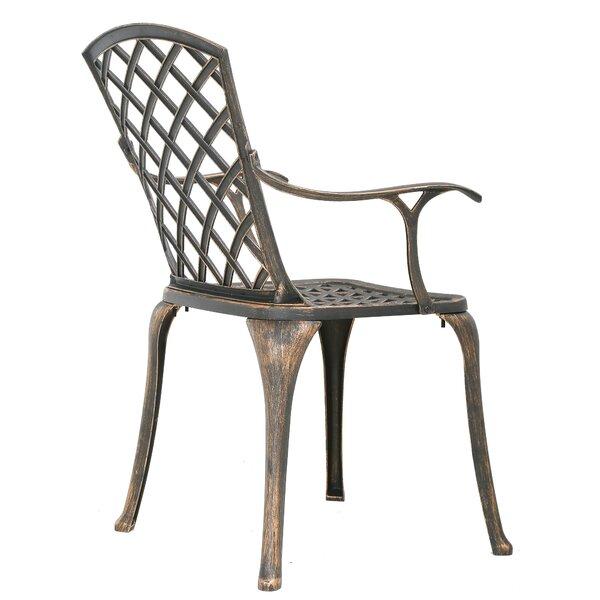 Wrought Iron Outdoor Chairs Wayfair