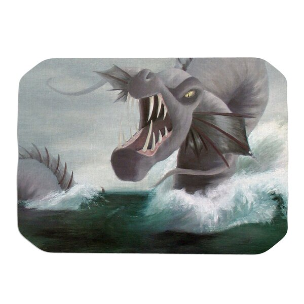 Vessel Placemat by KESS InHouse