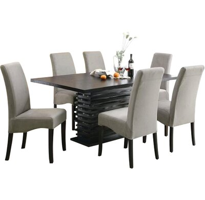 7 Piece Kitchen Amp Dining Room Sets You Ll Love Wayfair