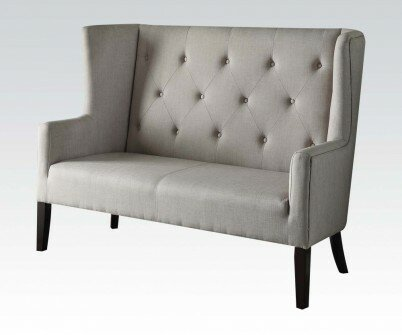 Wiltshire Settee by Charlton Home