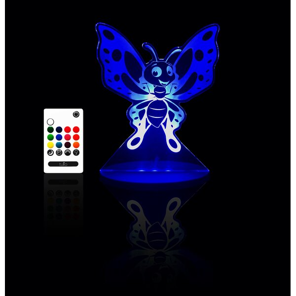 Butterfly Night Light by Tulio Dream Lights