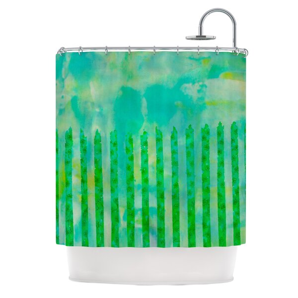Fancy This by Ebi Emporium Shower Curtain by East Urban Home