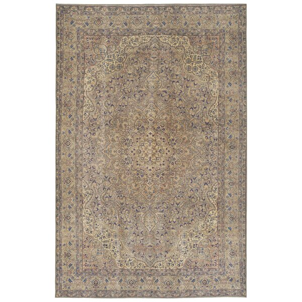 Olinger Taupe Indoor/Outdoor Area Rug by Bungalow Rose