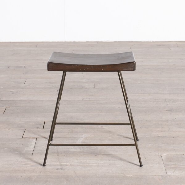 Adam Accent Stool by Ivy Bronx