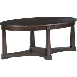 Revelation Oval Coffee Table