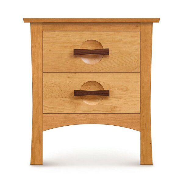 Berkeley 2 Drawer Nightstand by Copeland Furniture
